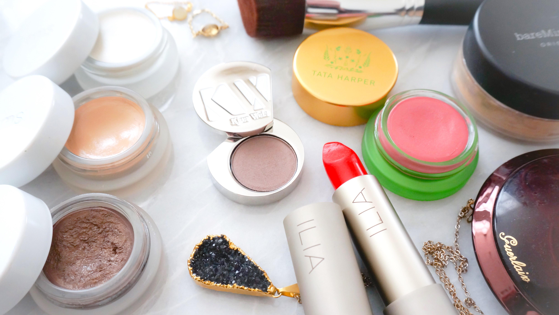 Mon makeup de tous les jours (tuto photos)