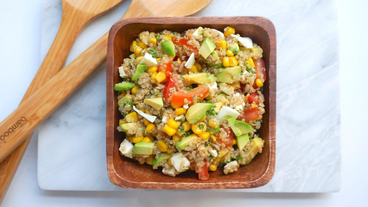Recette : mon taboulé de quinoa