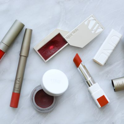 Mes rouges à lèvres bio & naturels favoris