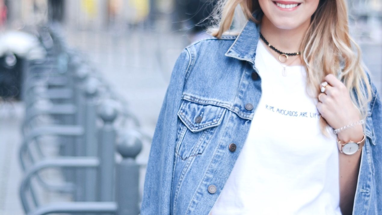 ECOFRIENDLY & VEGAN OUTFIT : Conscious Tee, Kings of Indigo & By Blanch