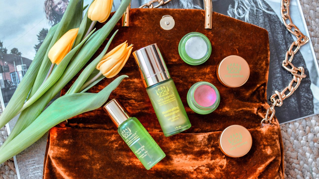 Ma routine peau lumineuse avec Tata Harper // Glowing skin routine