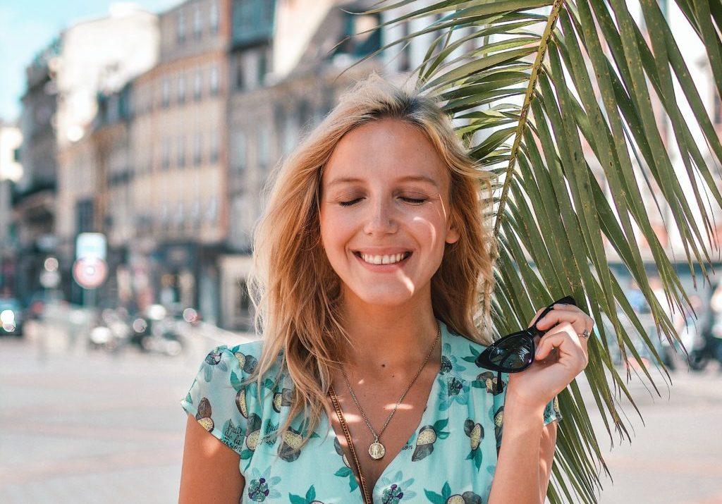 La parfaite petite robe d'été avec Soi Paris