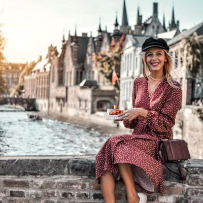 Une mode éco-responsable et made in France avec Aatise + comment j'ai co-créé la robe de mes rêves