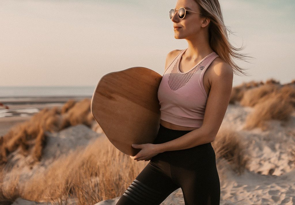 Des vêtements de sport durables et vegan avec Oceans Apart