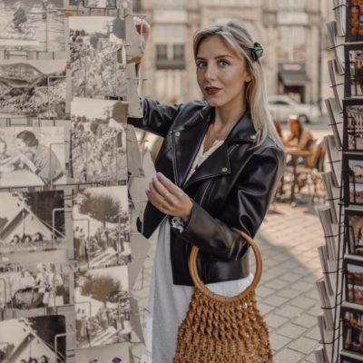 Une mode vegan, écologique & fabriquée en France par Poétique Paris