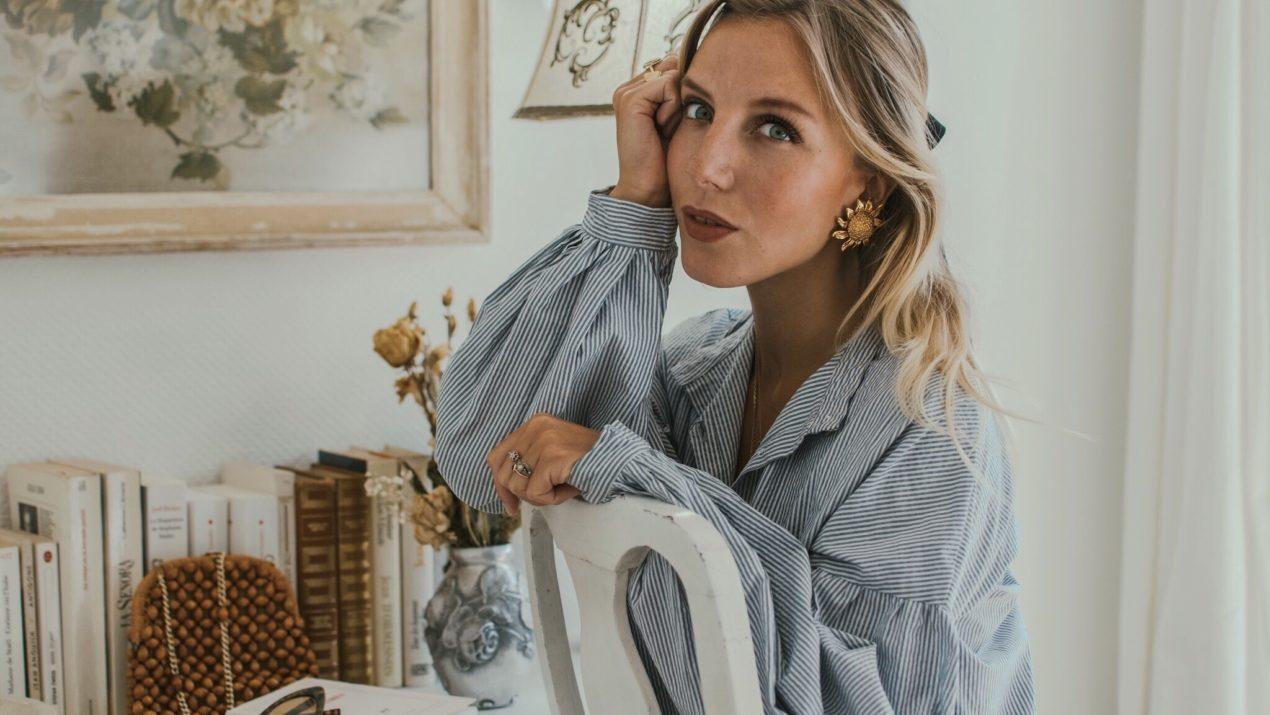 Une mode romantique, upcyclée et fabriquée en France avec Rosamen Bado