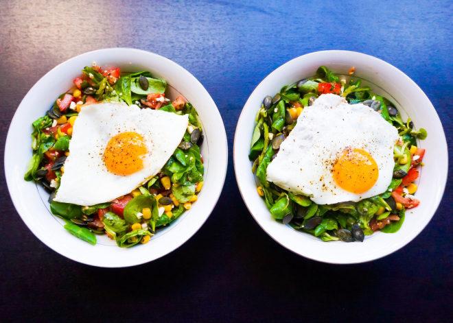 La salade «à la Loulou»