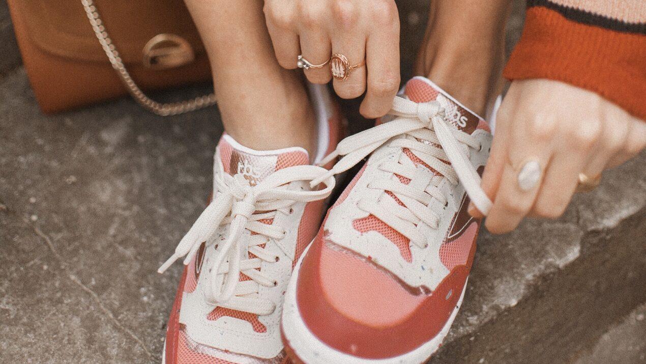 Des chaussures vegan et recyclables à l'infini avec tbs