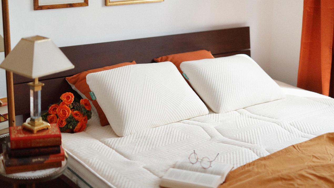 J'ai testé : une chambre saine, écologique et durable avec Kipli (mon avis et test du lit, matelas et oreillers)
